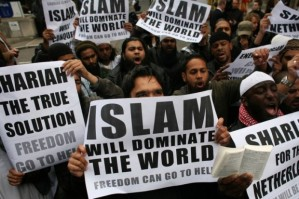 islam wants world sharia