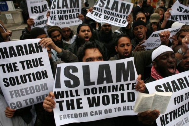 islam wants world sharia