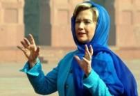 hillary-in-blue-hijab-300x205