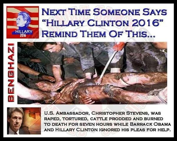 ambassador stevens tortured